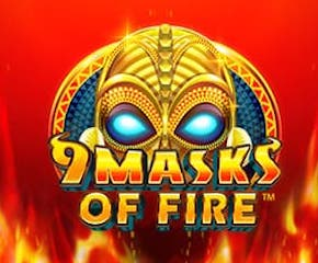 Play 9 Masks Of Fire at The Best Online Casino in UK