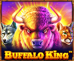 Play Buffalo King at The Best Online Casino in UK
