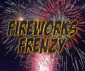 Play Firework Frenzy at The Best Online Casino in UK