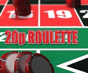 Play Casino Game 20P Roulette Online in UK