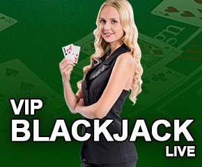 Play VIP Blackjack Live Casino Game Online in UK