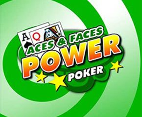 Play Ace And Faces Power Poker Casino Game Online in UK