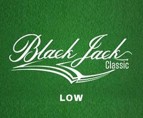 Play Blackjack Classic Low Casino Game Online in UK