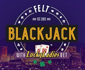 Play Blackjack Lucky Ladies Casino Game Online in UK