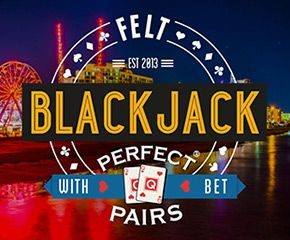 Play Blackjack Perfect Pairs Casino Game Online in UK