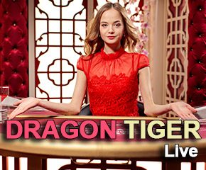 Play Dragon Tiger Live Casino Game Online in UK