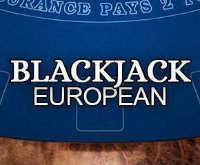 Play European Blackjack Casino Game Online in UK