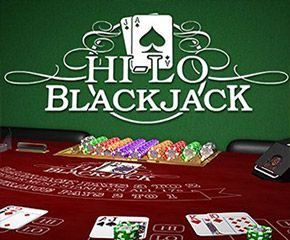 Play Hi Lo Blackjack Casino Game Online in UK