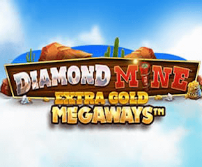 Play Diamond Mine Extra Gold Megaways at The Best Online Casino in UK