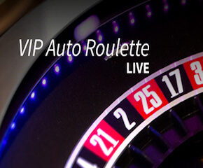 Play Live VIP Auto Roulette Online In Uk