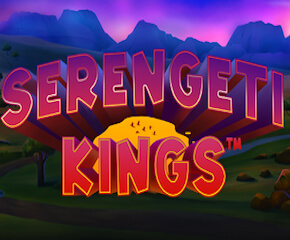 Play Serengeti Kings at The Best Online Casino in UK