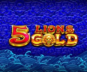 Best online slot in Uk- 5 Lions Gold