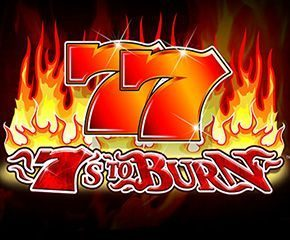 Play Online Slot 75 To Burn In UK