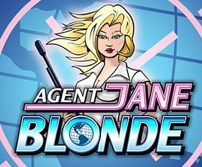 Play Online Slot Agent Jane Blonde In UK