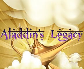 Best online slot in Uk- Aladdin's Legacy