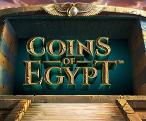 Play Online Slot Coins Of Egypt In UK