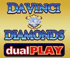 Play Slot Da Vinci Diamonds Dual Play Online in UK