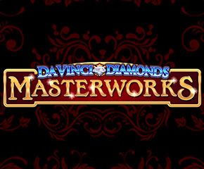 Play Slot Da Vinci Diamonds Masterworks Online in UK