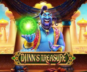 Play Dijinns Treasure Online in UK