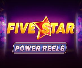 Play Online Slot Five Star Power Reels Online in UK