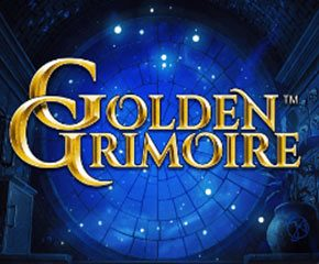 Play Online Slot Golden Grimoire Online in UK