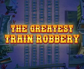 Best online slot in Uk- Greatest Train Robbery