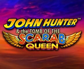Play Best Online Slots of John Hunter Scarab Queen