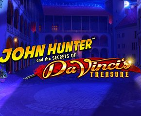 Play Slot John Hunter Secrets Davincis Treasure Online in UK