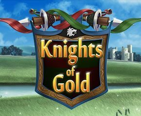 Play Slot Knights Of Gold Online in UK