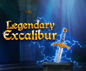 Play Legendary Excalibur Online in UK