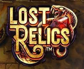 Play Slot Lost Relics Online in UK