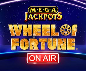 Best online slot in Uk- Mega Jacpots Wheel Fortune Air