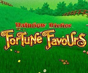 Play Slot Rainbow Riches Fortune Favours Online in UK