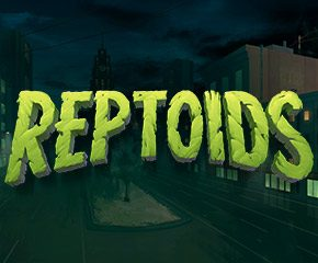 Play Online Slot Reptoids In UK