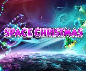 Play Space Christmas Slots Online in UK