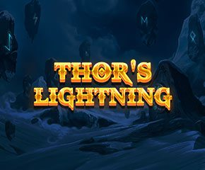 Play Online Slot Thor Lighting In UK