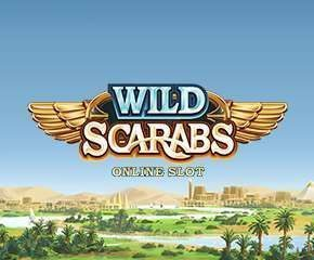 Best online slot in Uk- Wild Scarabs
